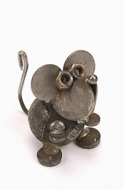 Church Mouse Sculpture