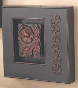 Embossed Wall Art ~ Right