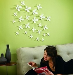 Wallflower Wall Decor