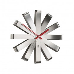 Ribbon Clock
