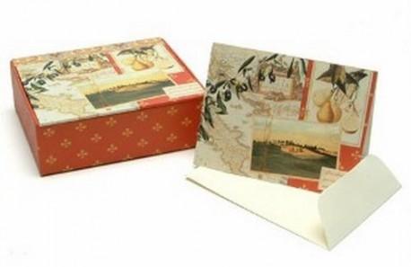 Memento Note Cards ~ Tuscany