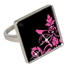 Ring ~ Pink Bird