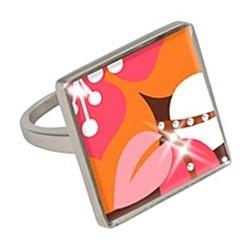 Ring ~ Hibiscus