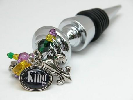 Wine Stopper ~ King