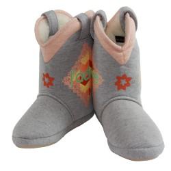 Cicciabella J'adore Cowgirl Riders Slipper Boots ~ Women's