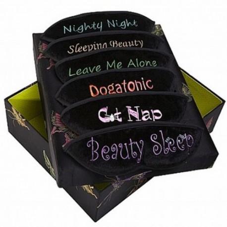 Read My Lids Sleep Masks