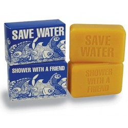 Soap ~ Save Water