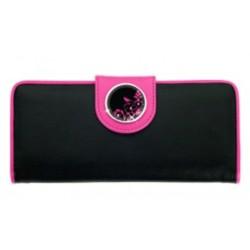 Wallet ~ Pink Bird