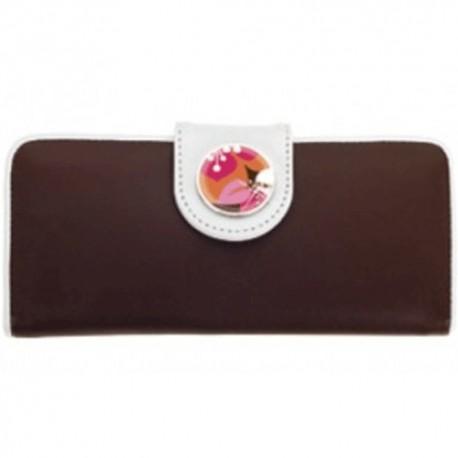 Wallet ~ Hibiscus