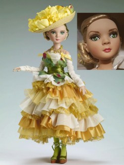 "Tonner Wilde Imagination ""Secret Garden Daffodil"" Prudence LE-200"